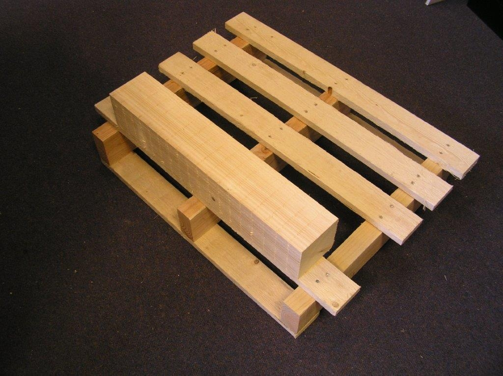 Display pallets